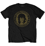 The Rolling Stones Unisex Tee: Keith for President (Retail Pack)