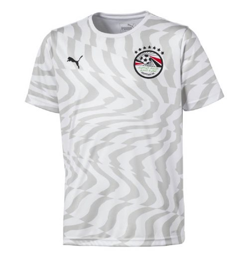 2019-2020 Egypt Away Puma Football Shirt
