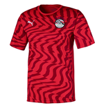 2019-2020 Egypt Home Puma Football Shirt