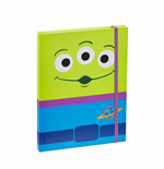Toy Story 4 Notebook A5 Aliens