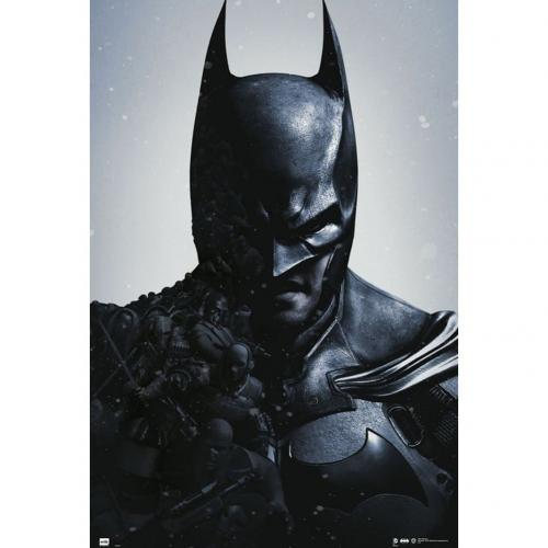 Batman Poster Arkham Batman 135