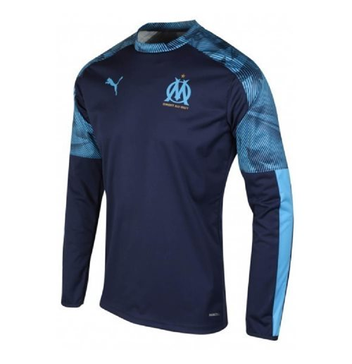 2019-2020 Marseille Rain Top (Peacot)