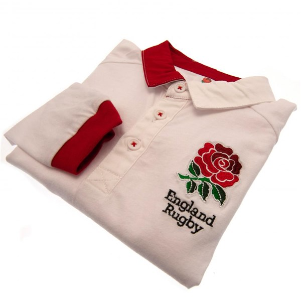 England R.F.U. Rugby Jersey 3/6 mths PS