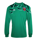 2019-2020 West Ham Home Goalkeeper Shirt (Kids)