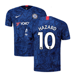 2019-20 Chelsea Home Shirt (Hazard 10)