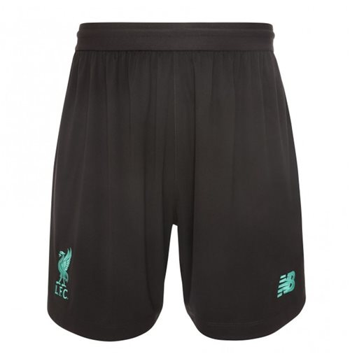 2019-2020 Liverpool Third Shorts (Black) - Kids