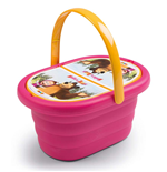 Masha and the Bear Picnic Basket