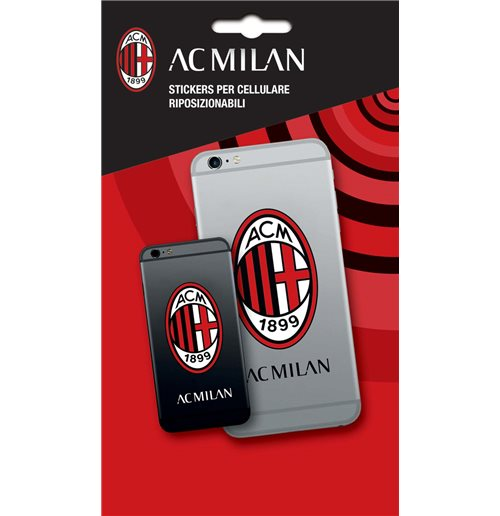 Imagicom Phonemil01 - AC Milan Stickers For Mobile Logo