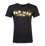 Pac-man - Retro Logo Men's T-shirt
