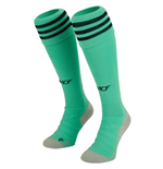 2019-2020 Real Madrid Adidas Third Socks (Green)