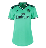 2019-2020 Real Madrid Adidas Womens Third Shirt