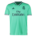 2019-2020 Real Madrid Adidas Third Football Shirt