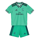 2019-2020 Real Madrid Adidas Third Mini Kit