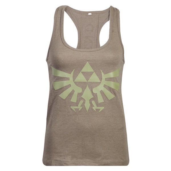 Zelda - Gel Printed Women's Tanktop