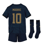 2019-2020 Real Madrid Adidas Away Full Kit (Kids) (MODRIC 10)