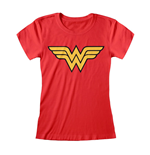 DC Comics Girlie T-Shirt Wonder Woman Logo