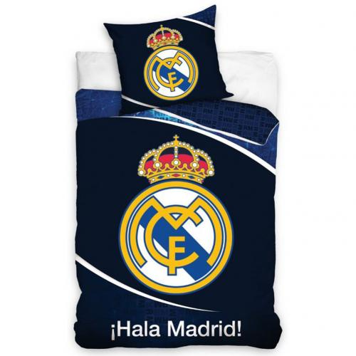 Real Madrid F.C. Single Duvet Set LC