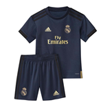 2019-2020 Real Madrid Adidas Away Mini Kit