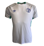 2019-2020 Schalke Umbro Training Shirt (White)