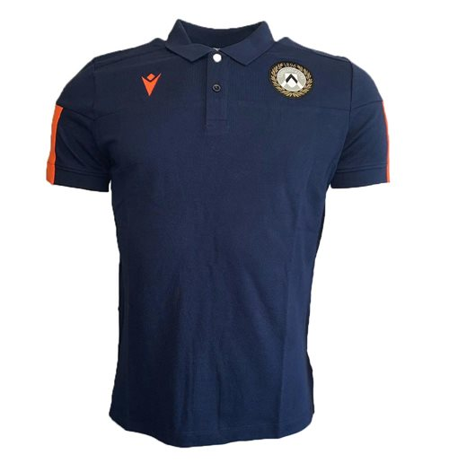 2019-2020 Udinese Travel Polo Shirt (Navy)