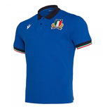 2019-2020 Italy Home Cotton Rugby Shirt