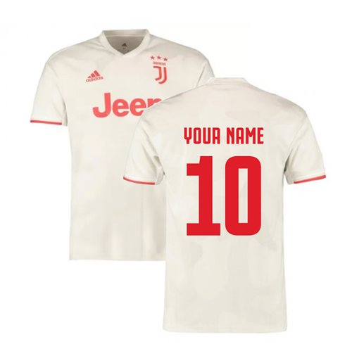 2019 2020 Juventus Away Shirt (Kids) (Your Name)