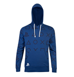 Playstation - AOP Icons Men's Hoodie