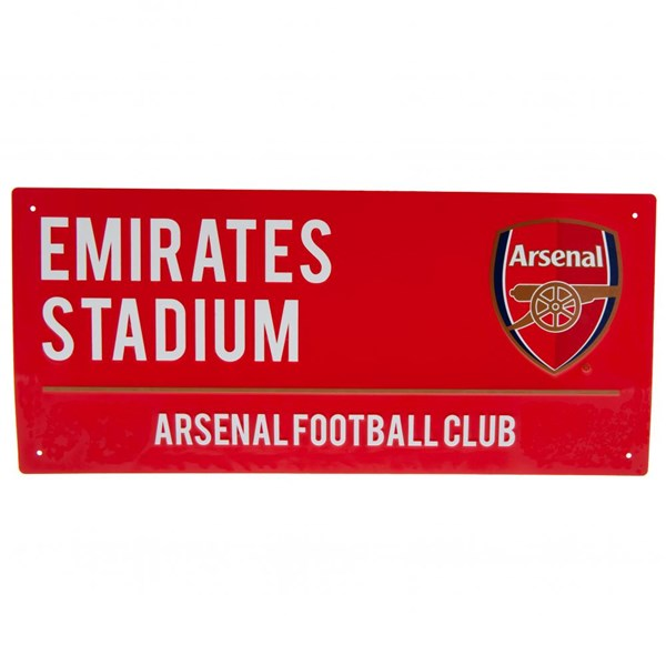 Arsenal F.C. Street Sign RD