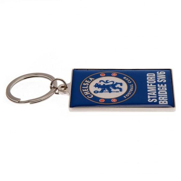 Chelsea F.C. Deluxe Keyring