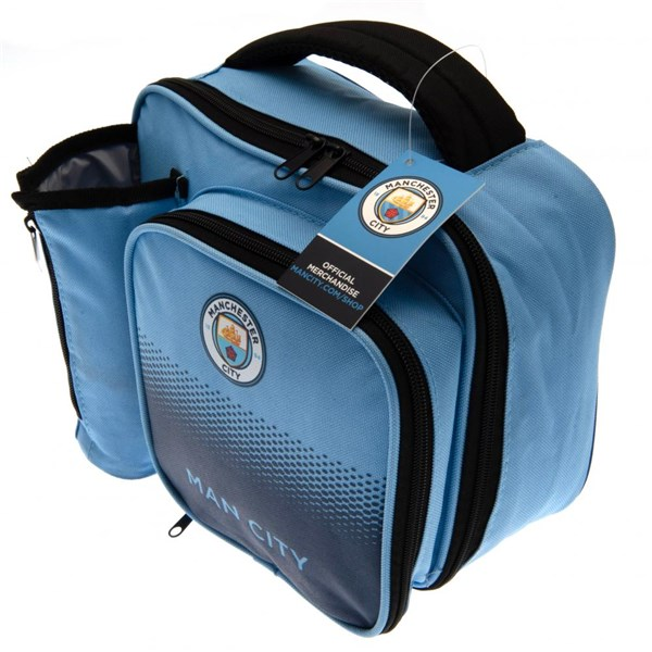 Manchester City F.C. Fade Lunch Bag