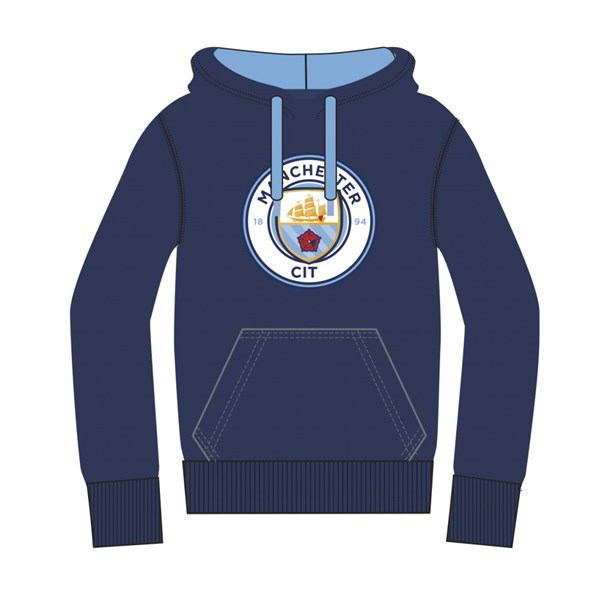 Manchester City FC Hooded Sweatshirt