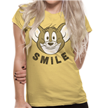 Tom And Jerry: Smile T-shirt (Unisex)