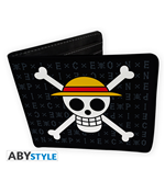 "One Piece - Wallet ""Skull Luffy"" - Vinyl"