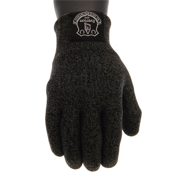 Everton F.C. Luxury Touchscreen Gloves Youths