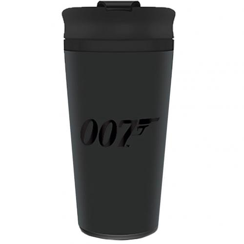 James Bond Metal Travel Mug