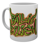 Billie Eilish: Graffiti Mug