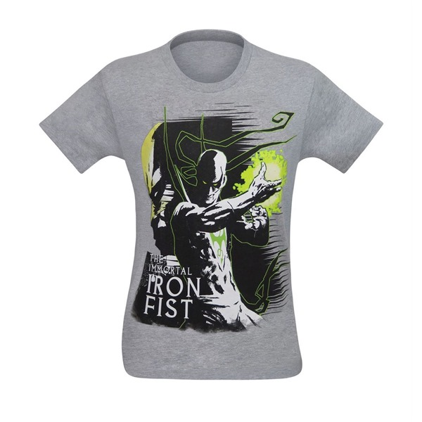 Immortal Iron Fist Men's T-Shirt