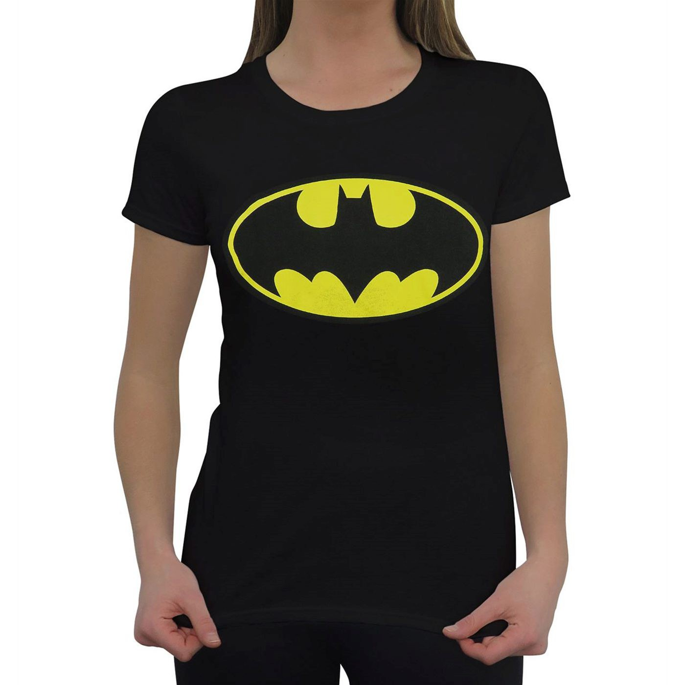 Women's Batman Symbol T-Shirt