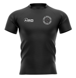 2019-2020 New Zealand All Blacks Home Concept Rugby Shirt
