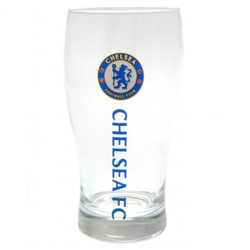 Chelsea F.C. Tulip Pint Glass