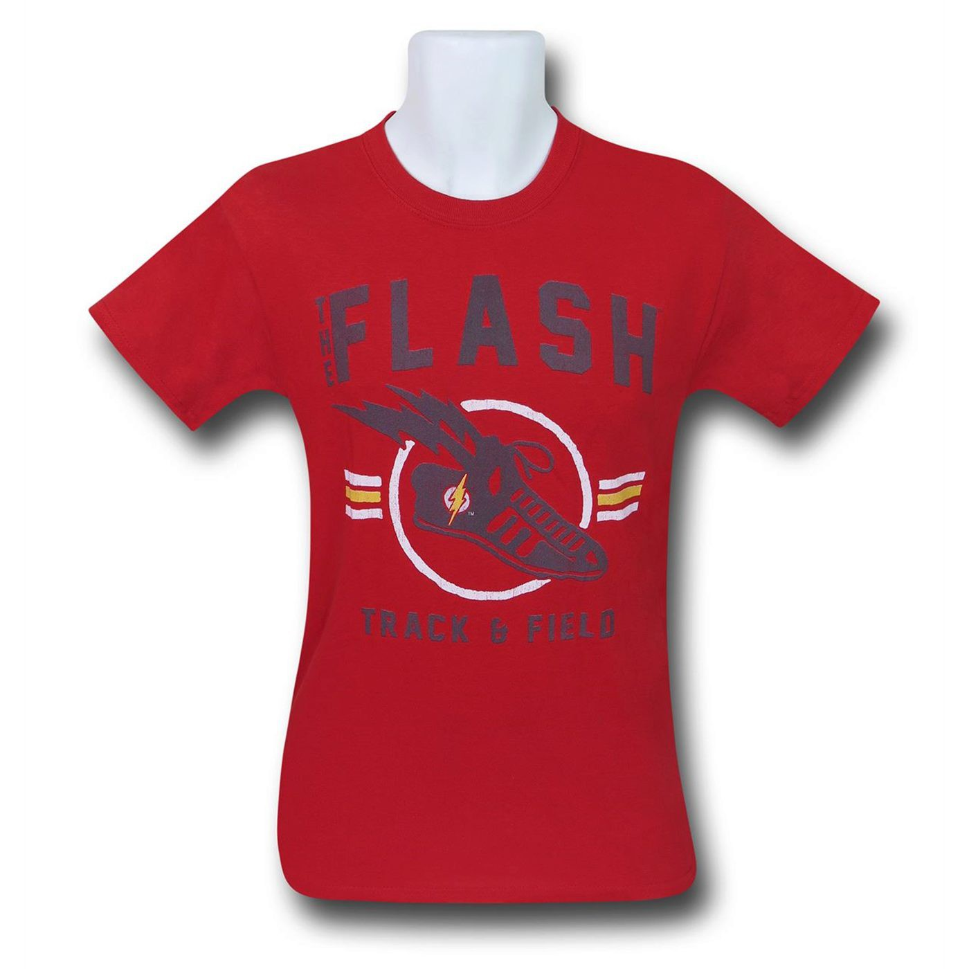 Flash Track  and  Field Day Men's T-Shirt