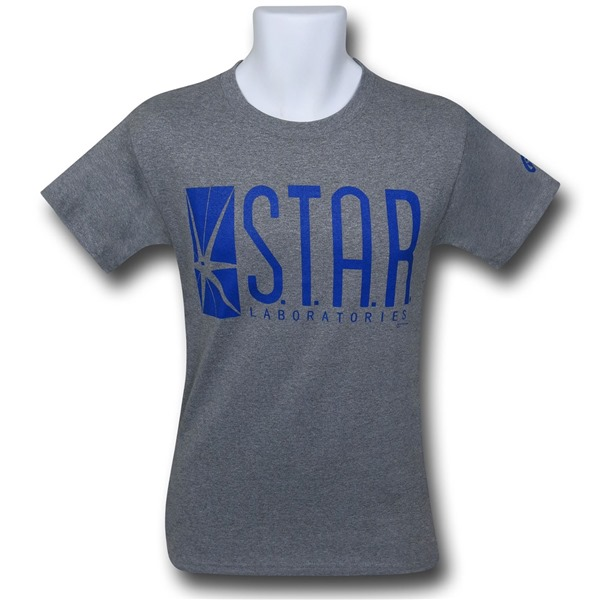 Flash TV Series Star Labs T-Shirt