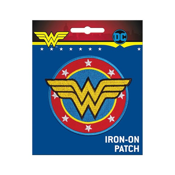 Wonder Woman Classic Symbol Patch