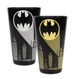 Batman Cold Changing Glass Bat-Signal