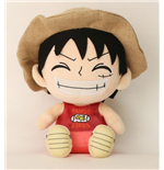 One Piece Plush Figure Luffy 25 cm