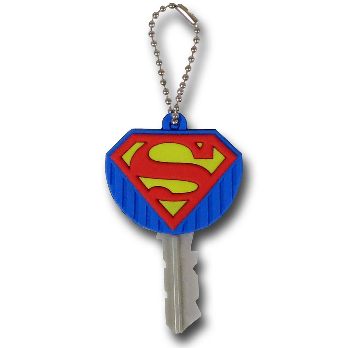 Superman Symbol Soft Touch Keyholder