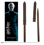 Hp Draco Malfoy Wand Pen And Bookmark