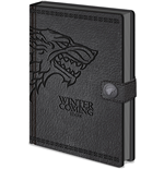 Game Of Thrones Stark Notebook Premium