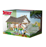 Asterix Obelix House With Figure Box Set Diorama