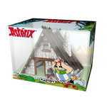 Asterix House With Figure Box Set Diorama